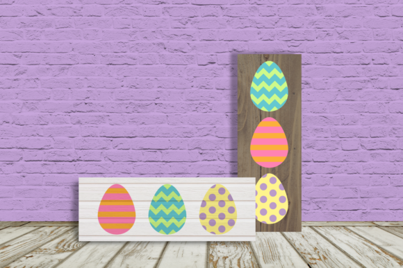 Download Free Easter Egg Sign Graphic By Risarocksit Creative Fabrica for Cricut Explore, Silhouette and other cutting machines.