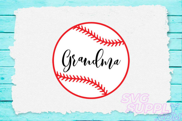 Download Free Grandma Ball Graphic By Svgsupply Creative Fabrica for Cricut Explore, Silhouette and other cutting machines.