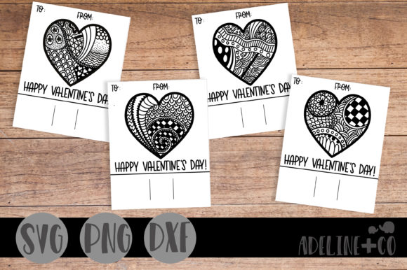 Download Free Printable Valentines For Kids Coloring Graphic By Adelinenco Creative Fabrica for Cricut Explore, Silhouette and other cutting machines.