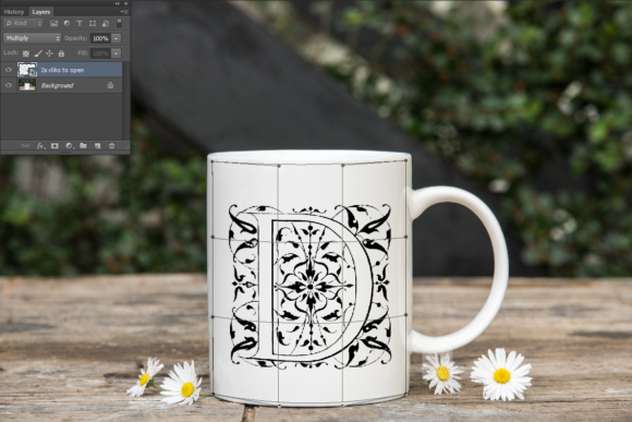 Print on Demand: Sublimation Coffee 11oz Mug Mockup Graphic Product Mockups By Leo Flo Mockups - Image 6
