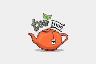 Tea Time Graphic Crafts By Chairul Ma'arif