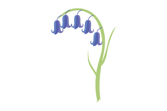 Download Free Bluebell Svg Cut File By Creative Fabrica Crafts Creative Fabrica SVG Cut Files