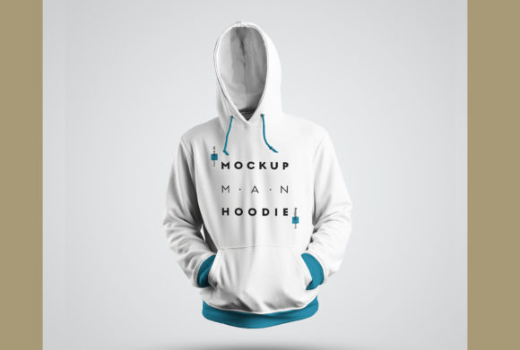 Hoodie 3D Mockup Graphic Product Mockups By blazzetheme