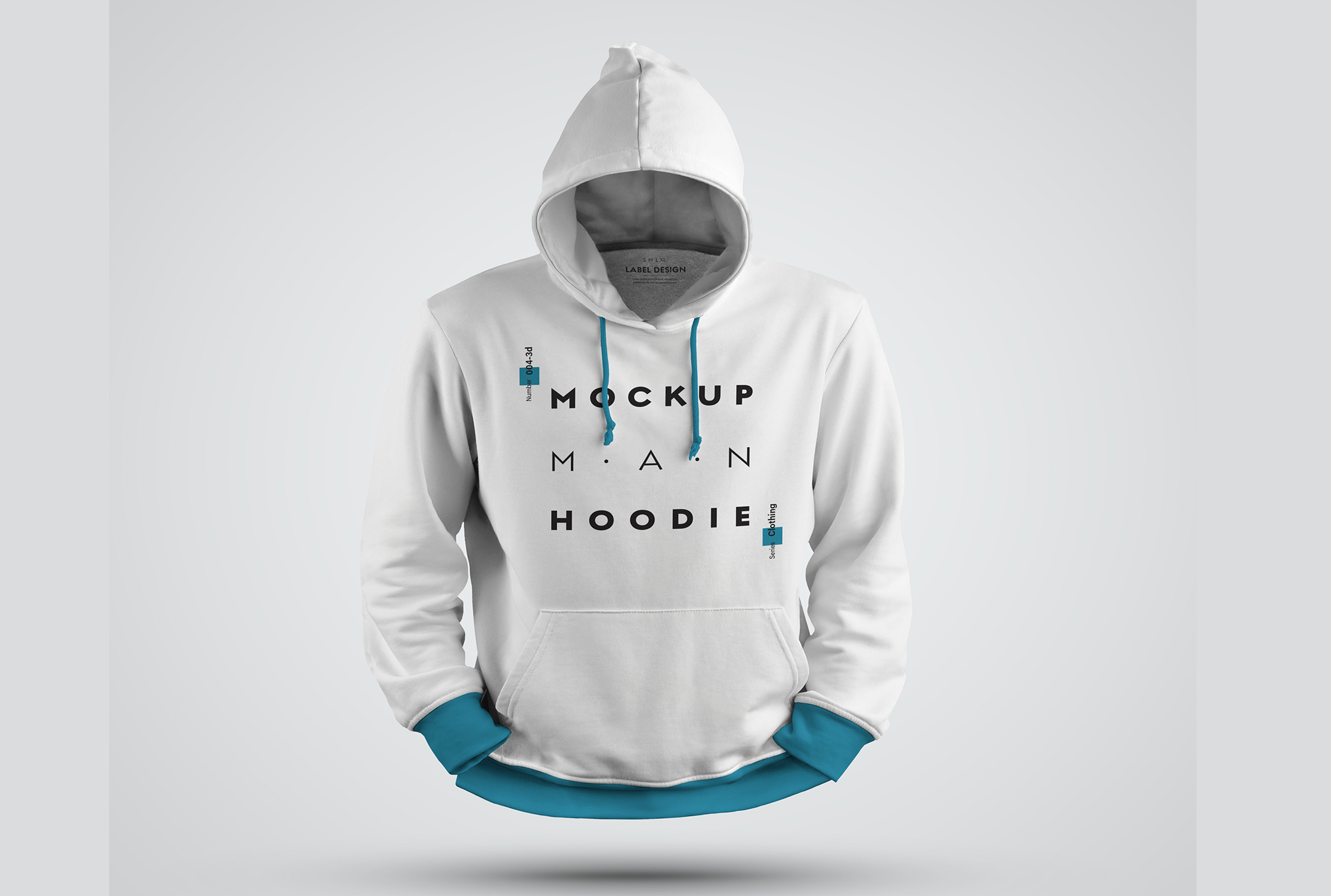 Download Free Men 3d Mockups Hoodie Graphic By Blazzetheme Creative Fabrica for Cricut Explore, Silhouette and other cutting machines.
