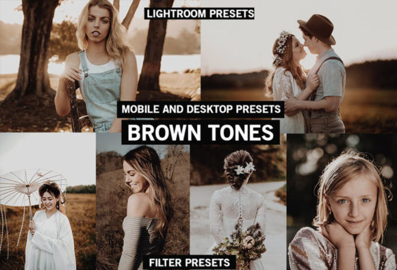 Download Free Brown Tones Lightroom Presets Premium Grafik Von Thiago Vibesp for Cricut Explore, Silhouette and other cutting machines.