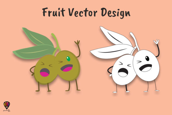 Download Free Lime King Fruit Cartoon Character Graphic By Printablesplazza SVG Cut Files