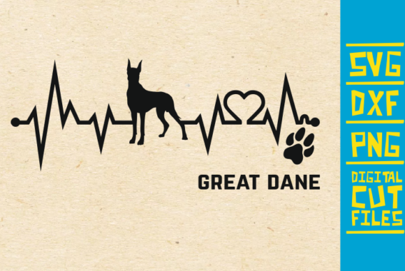 Download Free Great Dane Dog Svg Graphic By Svgyeahyouknowme Creative Fabrica for Cricut Explore, Silhouette and other cutting machines.