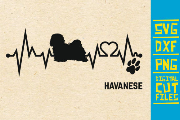 Download Free Havanese Dog Svg Graphic By Svgyeahyouknowme Creative Fabrica for Cricut Explore, Silhouette and other cutting machines.