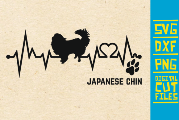 Download Free Japanese Chin Dog Svg Graphic By Svgyeahyouknowme Creative Fabrica for Cricut Explore, Silhouette and other cutting machines.