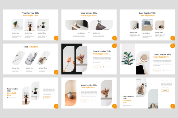 Download Free Mind Creative Google Slides Template Graphic By Stringlabs for Cricut Explore, Silhouette and other cutting machines.