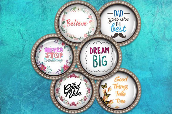 Download Free Motivational Quotes Graphic By Denysdigitalshop Creative Fabrica for Cricut Explore, Silhouette and other cutting machines.