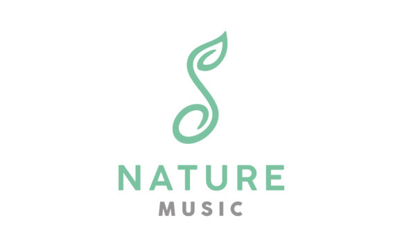 Download Free Music Note Soybean Seed Soil Sprout Logo Graphic By Enola99d for Cricut Explore, Silhouette and other cutting machines.