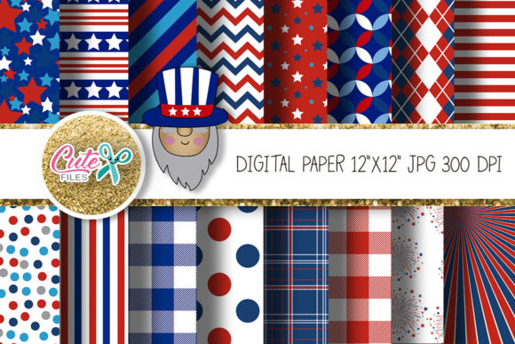 Autism Digital Paper For Scrapbooking Graphic By Cute Files