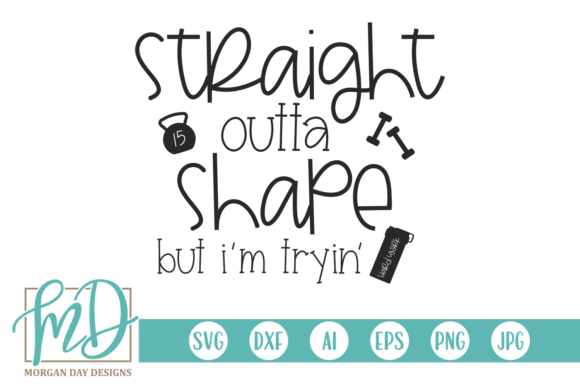 Download Straight Outta Shape