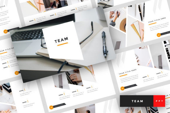 Download Free Team Business Powerpoint Template Graphic By Stringlabs for Cricut Explore, Silhouette and other cutting machines.
