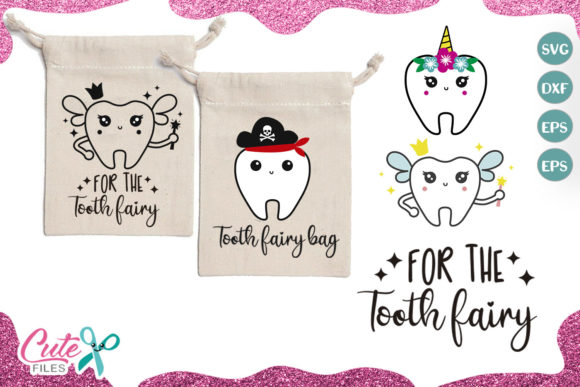 Tooth Fairy Graphic Illustrations By Cute files