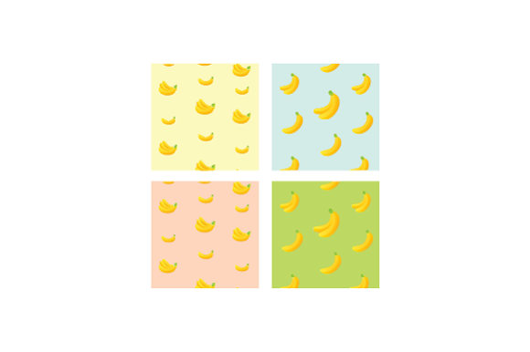 Banana Walpaper Graphic Graphic Templates By Redvy Creative