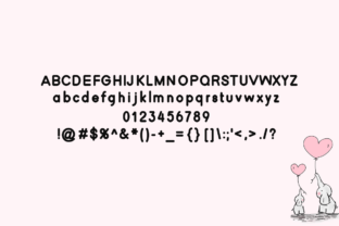 Print on Demand: Affection Display Font By Instagram Fonts 4