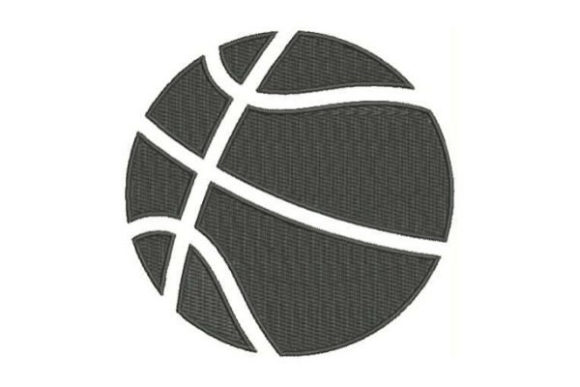 Basketball Sports Embroidery Design By Embroidery Designs