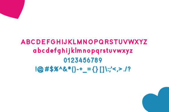 Print on Demand: Caress Display Font By Instagram Fonts - Image 4