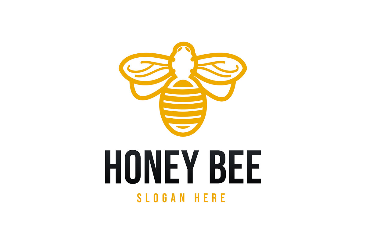 Download Free Honey Bee Ideas Inspiration Logo Design Graphic By SVG Cut Files