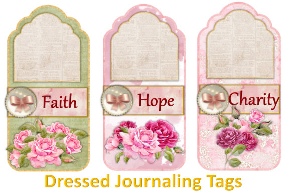 Print on Demand: Journaling Kit Free Clipart & Ephemera Graphic Crafts By The Paper Princess - Image 8