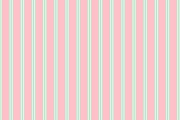 Download Free Stripes Valentines Love Pink Green Paper Graphic By Graphics for Cricut Explore, Silhouette and other cutting machines.
