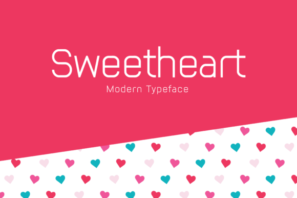 Print on Demand: Sweetheart Display Font By FontEden