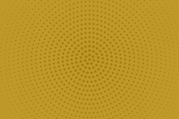 Circular Halftone Square Pattern Graphic Backgrounds By davidzydd