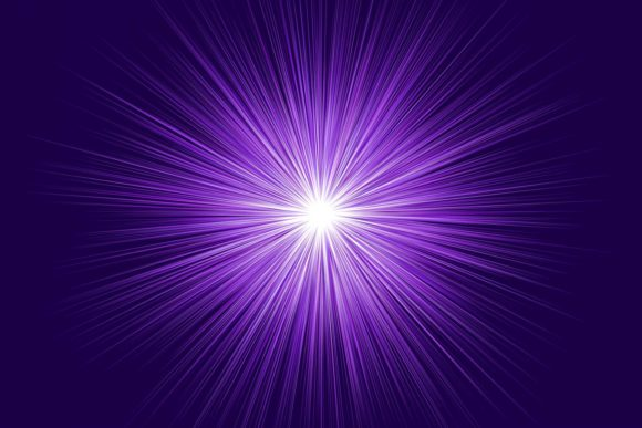 Purple Abstract Explosion Background Graphic Backgrounds By davidzydd