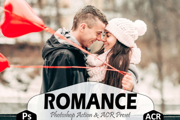 Download Free 10 Romance Photoshop Actions Acr Preset Graphic By Mattte for Cricut Explore, Silhouette and other cutting machines.