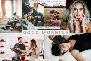 Good Morning Lightroom Presets Premium Graphic Actions & Presets By Visual Filters