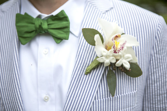 Tuxedo and Boutonniere Graphic Beauty & Fashion By Luna Bay Designs