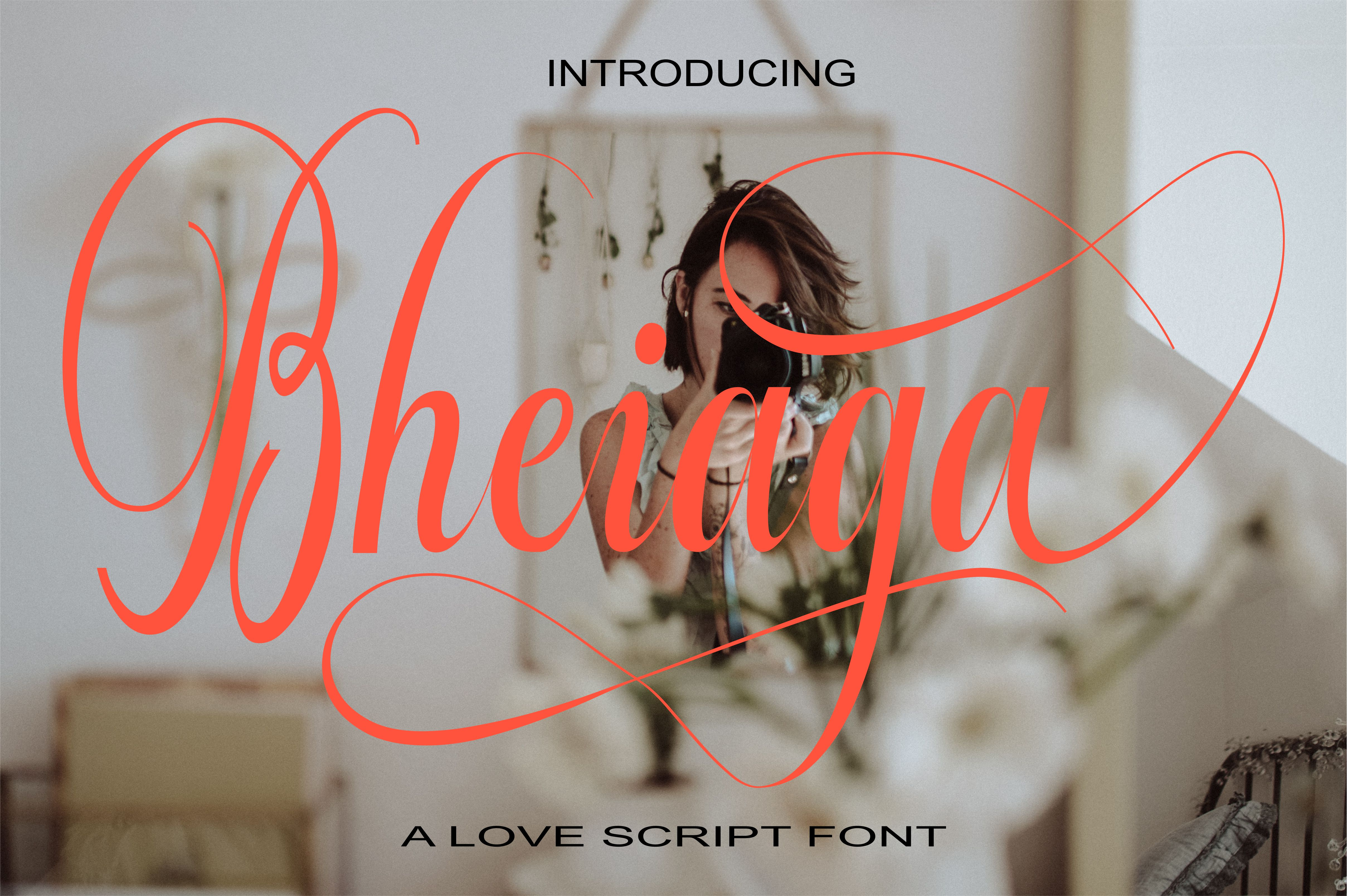 Download Free Bheiaga Font By Bot Kerling Creative Fabrica for Cricut Explore, Silhouette and other cutting machines.