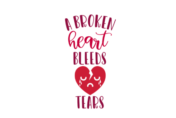 Broken Heart Bundle Graphic Crafts By Graphipedia - Image 4