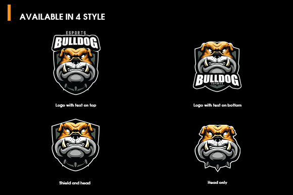 Download Free Bulldog Sport Logo Graphic By Cithu09 Creative Fabrica SVG Cut Files