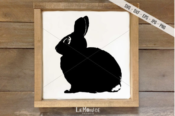 Bunny Tabbit Graphic Crafts By Lemonade Design Co.