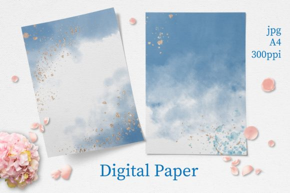 Print on Demand: Delicate Spring Flowers Graphic Illustrations By nicjulia - Image 5