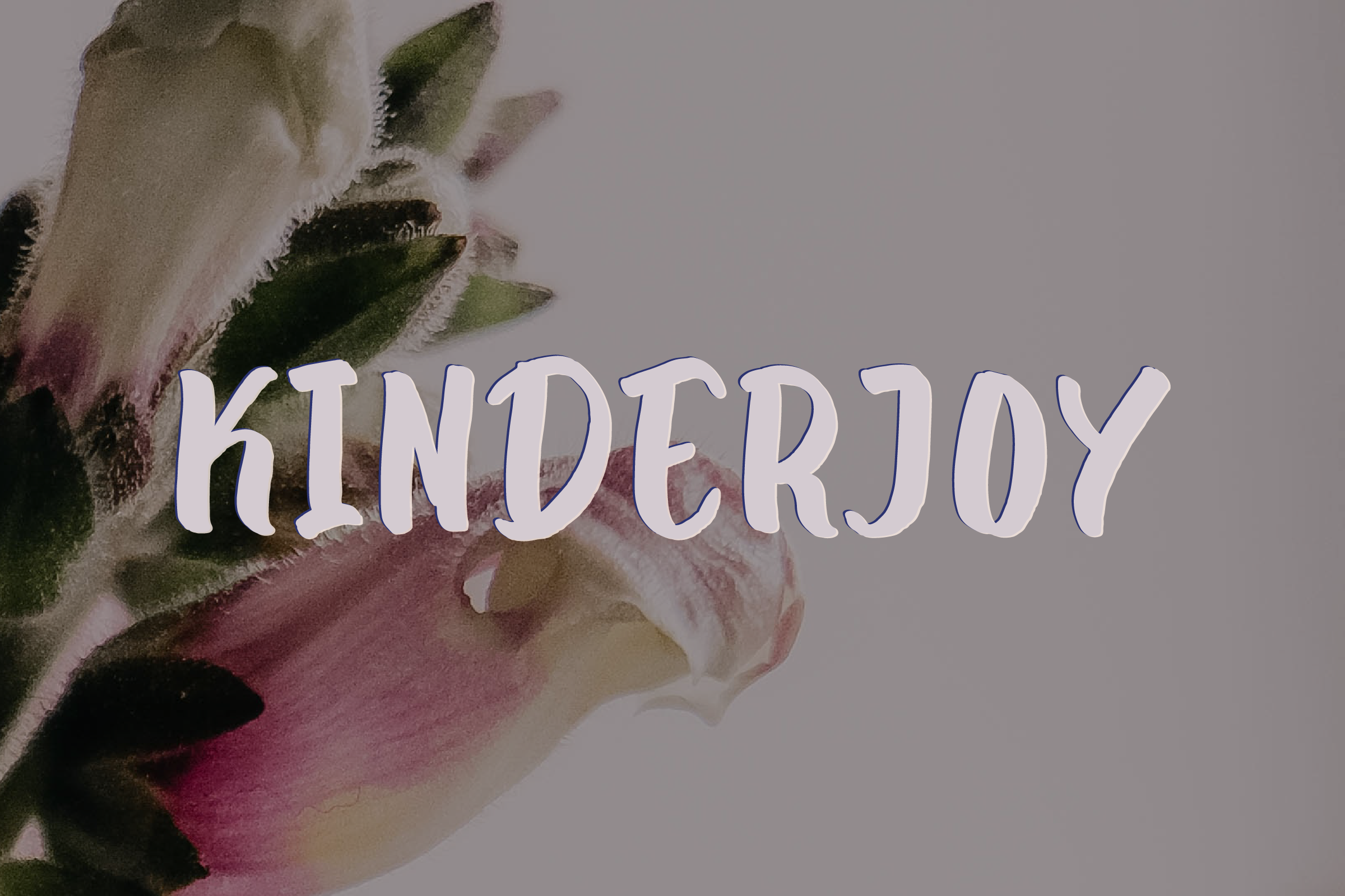 Download Free Kinderjoy Font By Huntype Creative Fabrica for Cricut Explore, Silhouette and other cutting machines.