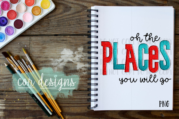 Download Oh the Places You Will Go