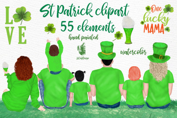 St Patricks Day Graphic Illustrations By LeCoqDesign - Image 1