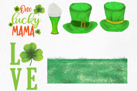 St Patricks Day Graphic Illustrations By LeCoqDesign - Image 3