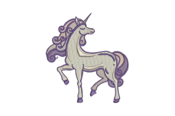 Unicorn Fairy Tales Embroidery Design By Embroidery Designs