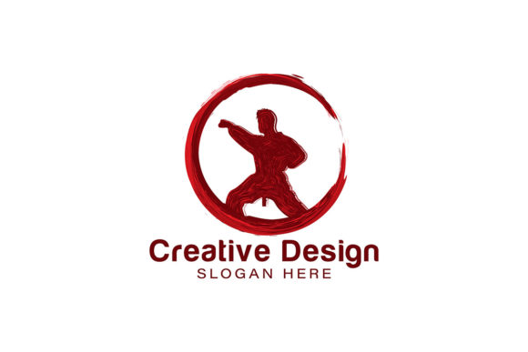 Download Free Pencak Silat Logo Ideas Inspiration Log Graphic By for Cricut Explore, Silhouette and other cutting machines.