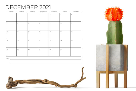 Download Free 8 5 X 11 2021 Calendar Graphic By Running With Foxes Creative for Cricut Explore, Silhouette and other cutting machines.