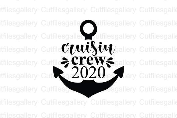 Download Free Cruisin Crew 2020 Graphic By Cutfilesgallery Creative Fabrica for Cricut Explore, Silhouette and other cutting machines.