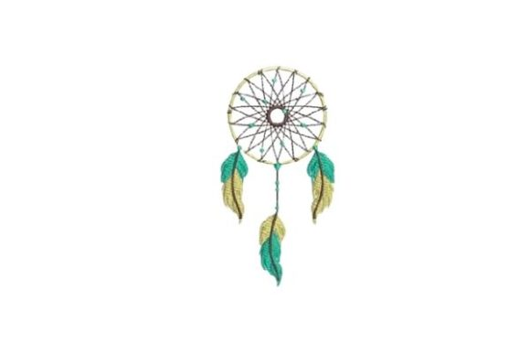 Dreamcatcher Boho Embroidery Design By Embroidery Designs - Image 1