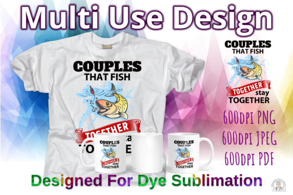 Download Fishing Couples Stay Together