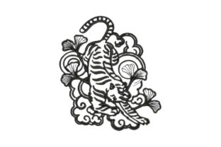 Japanese Style Tattoo Asia Embroidery Design By Embroidery Designs