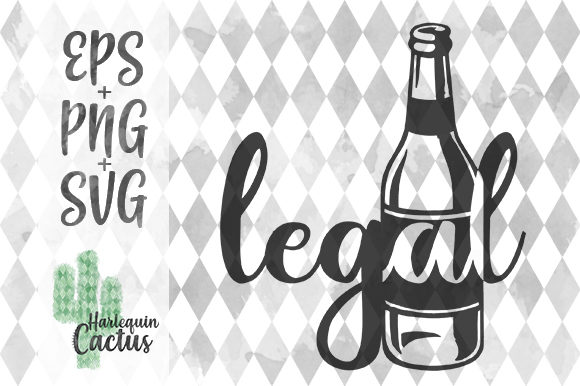 Legal Cake Topper Graphic Crafts By Harlequin Cactus Designs